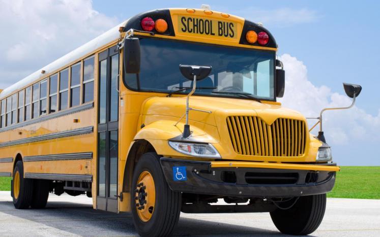 school bus pic