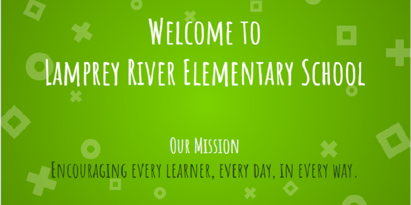 Welcome to Lamprey River Elementary School